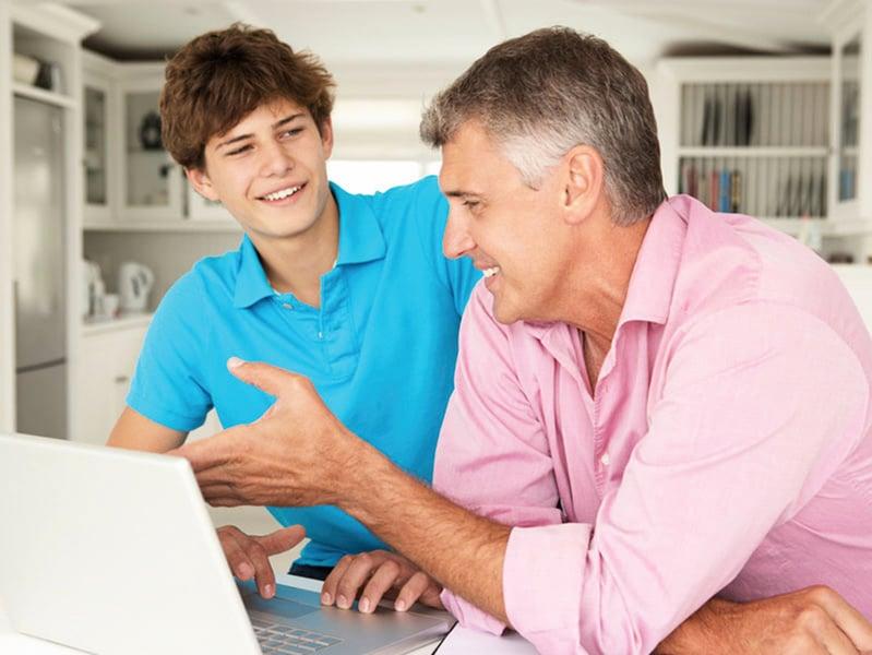 傾聽讓疏遠的親子關係變親近