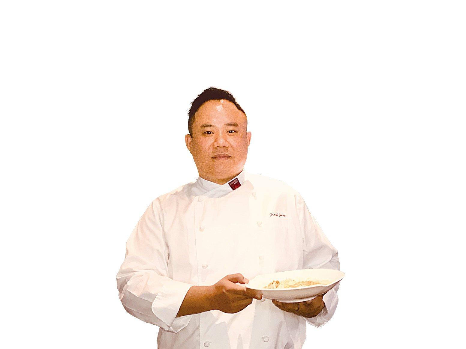 姜寧做菜講究活、鮮、燙,認為這些要素是中餐的靈魂。