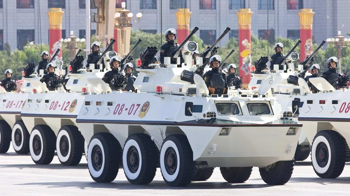 近日,美國海軍最高官員要求官兵們,必須做好與中共開戰的準備。示意圖(STR/AFP/Getty Images)