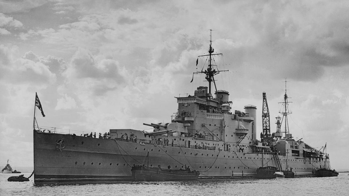 近日,美國海軍最高官員要求官兵們,必須做好與中共開戰的準備。示意圖(Central Press/Hulton Archive/Getty Images)