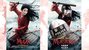 《花木蘭》新劇照遭港人唾棄 劉亦菲「變身」凶狠港警
