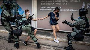 香港周日大遊行 港警提前「埋雷」