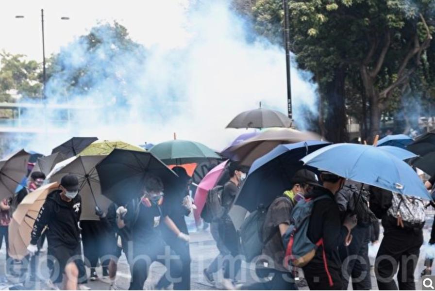 台團體啟動助港抗爭者網絡