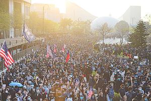 香港將引領中國風向