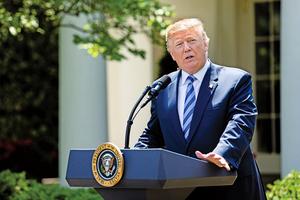 特朗普呼籲 世界銀行停止貸款給中共