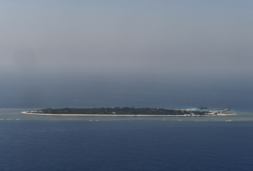 【時勢拆解】中國在南海將很被動
