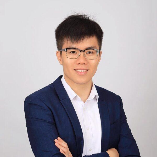 21歲的潘朗聰是區議會史上最年輕區議員。(潘朗聰臉書)