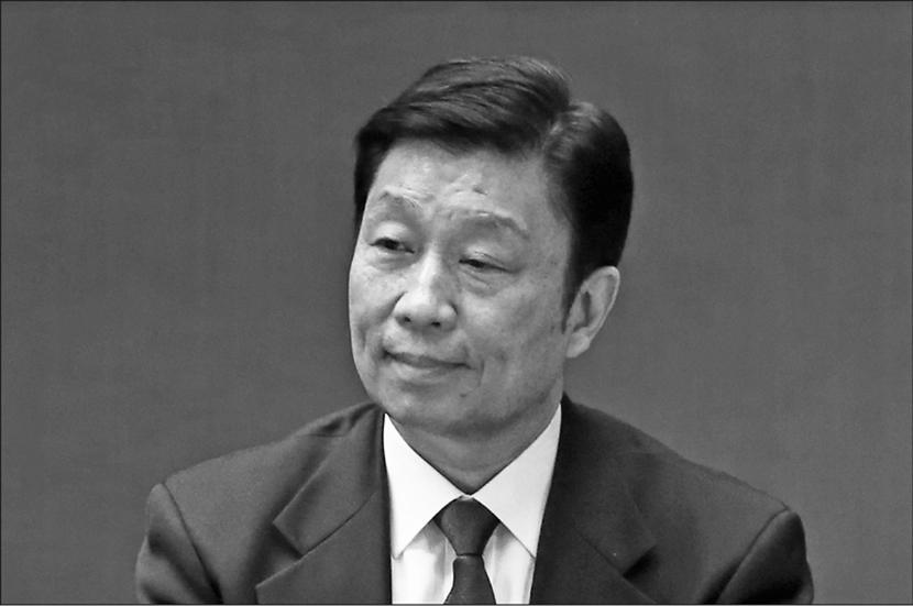 中共國家副主席李源潮(圖)被曝是樂視網的後台老闆。(Getty Images)