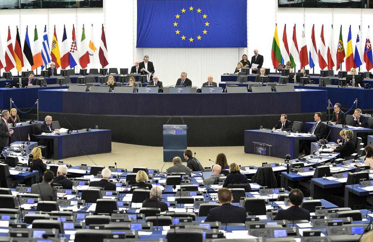 歐洲議會過半數議員簽署書面聲明,贊成制止中共活摘器官,有關聲明將成為議會決議。(大紀元資料圖片)