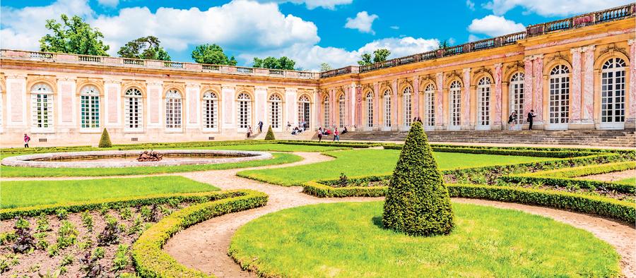 大特里亞農宮——路易十四為自己建的宮殿(二)
