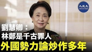 【珍言真語】劉慧卿:林鄭是千古罪人,外國勢力論已炒作多年