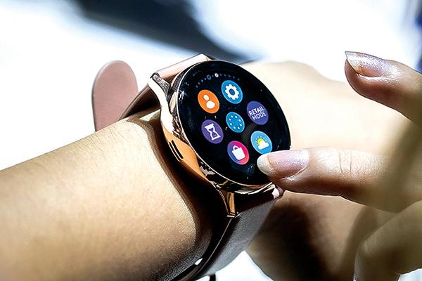 三星Galaxy Watch Active 2