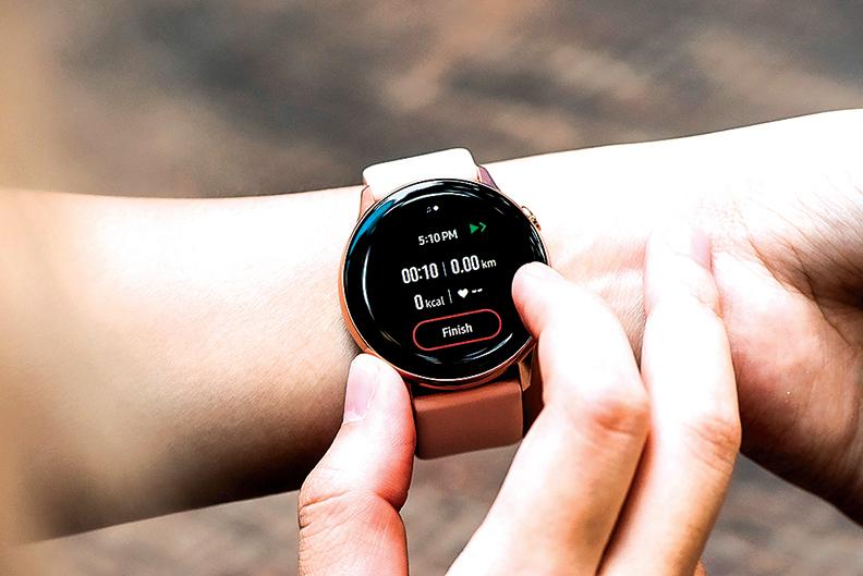 三星Galaxy Watch,