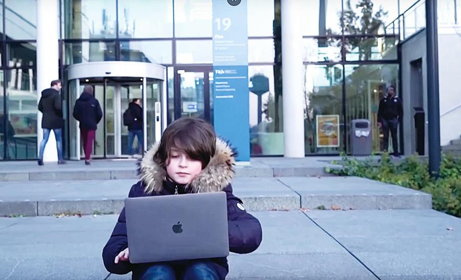 下一個愛因斯坦? 九歲童九個月讀完大學創紀錄