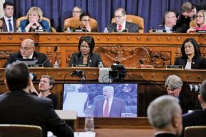 共和黨律師批彈劾調查倉促