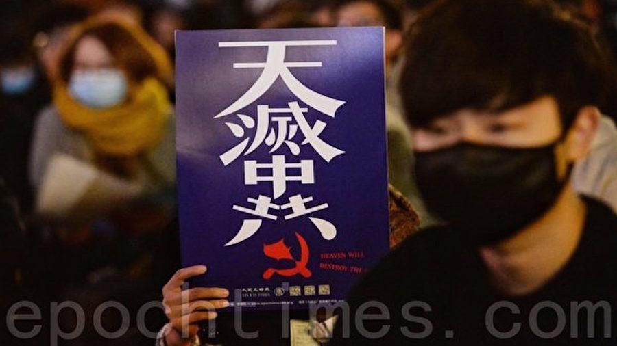 「香港抗爭者」入選《時代》風雲人物十強