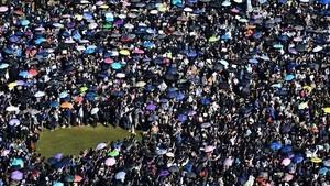 【珍言真語】呂秉權:《人民日報》罕有稱港人和平遊行,是想分化和理非及勇武派