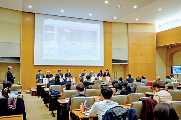 日韓台專家攜手 推修法阻移植旅遊