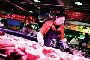 中國11月CPI年增4.5%