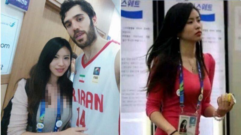 也有網民翻出邢成博的舊照並替她辯護。(合成圖片)