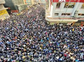 港抗議者:將致中共覆滅