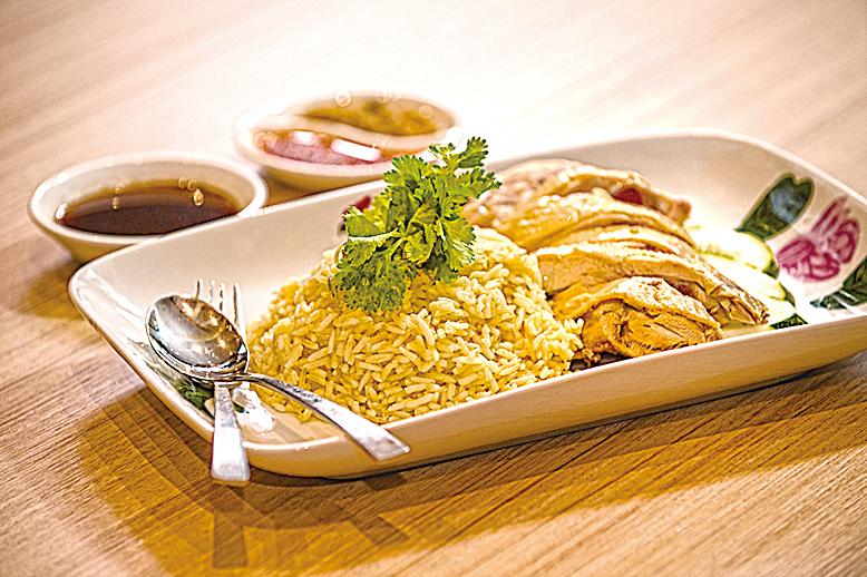 海南雞飯可說是馬來西亞華人的國民美食。