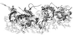 武俠文化和香港