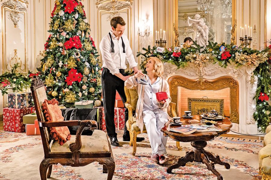 《聖誕王子:皇家寶貝》 王室的傳承 為系列增添新潛力