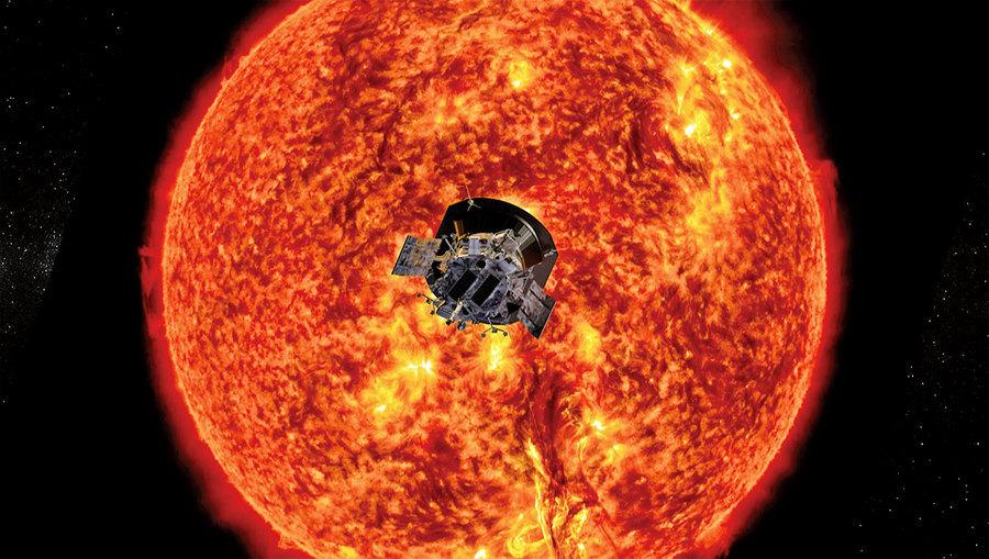 NASA探測器首次「觸摸」太陽 發現神祕活動