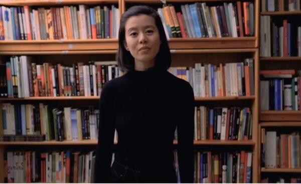 唐英年姪女郭佳怡(Stefani Kuo),拍影片講述近半年香港反送中運動的情況。(影片截圖)