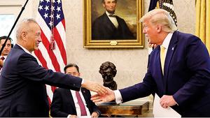 中美達成第一階段貿易協議 中共低調回應恐有內情