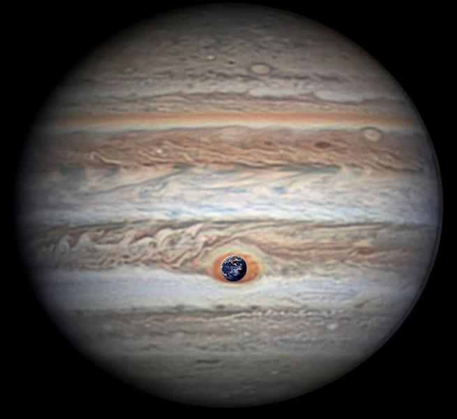 木星的大紅斑怎麼了?