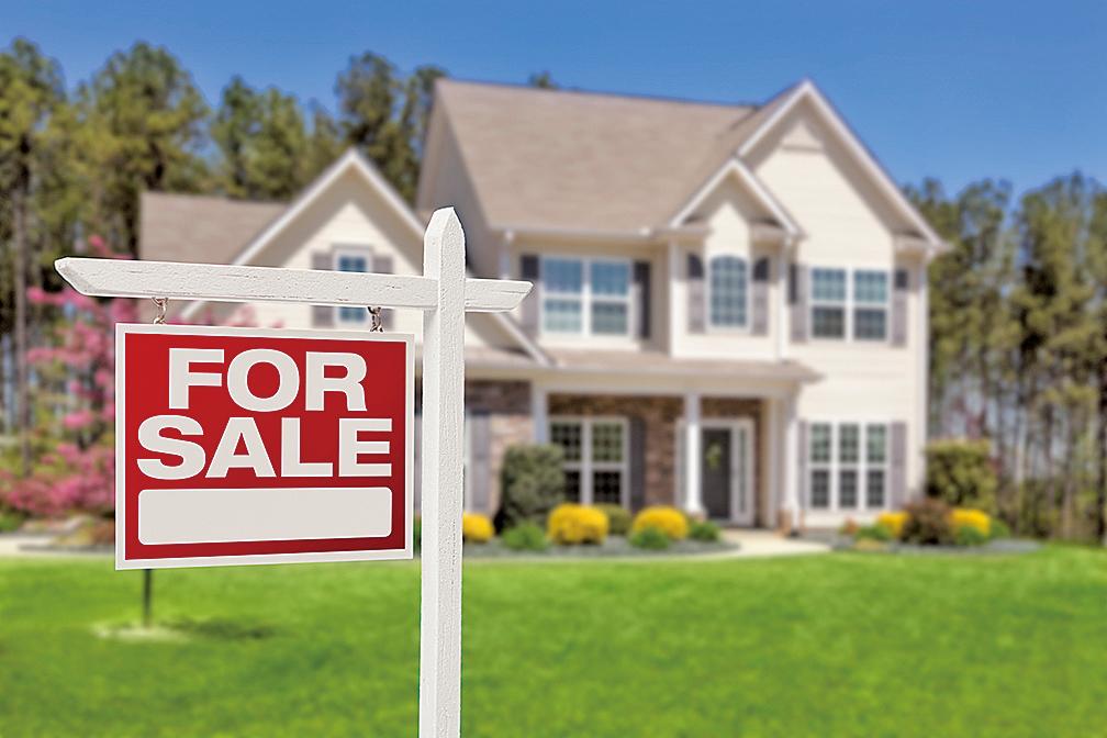 根據最新調查報告,中國人連續第四年為美國房地產最大買家。(istock)