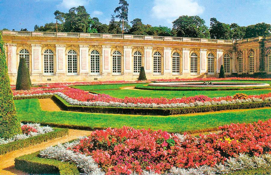 大特里亞農宮 路易十四為自己建的宮殿(三)