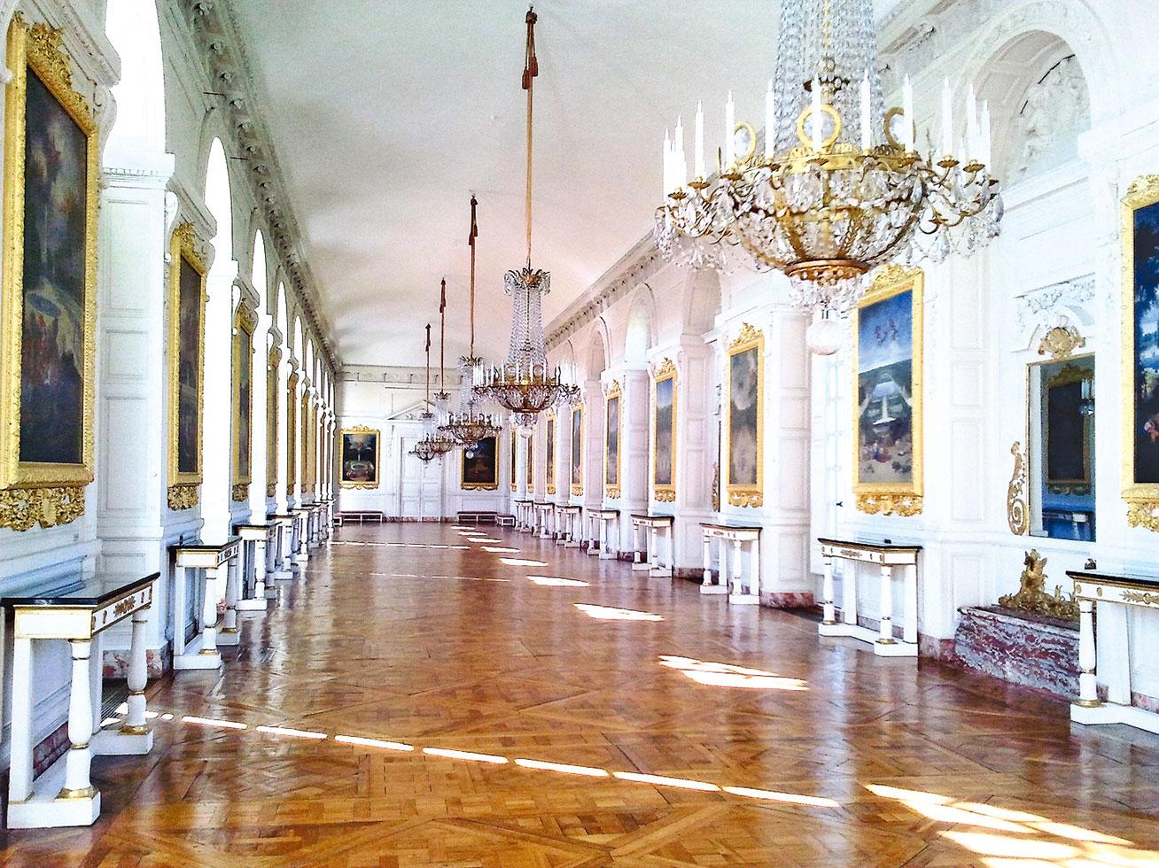 科戴爾廊。(La galerie des Cotelle)(Jmpoirier1/ Wikimedia Commons)