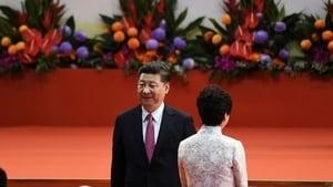 林鄭赴京難見笑容 習「充份肯定」暗含隱情