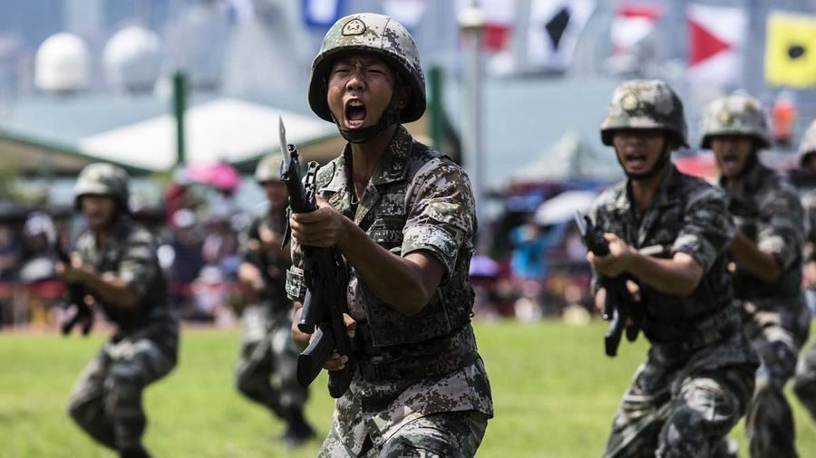 玩陰招?中共智囊放風:軍隊絕不鎮壓香港