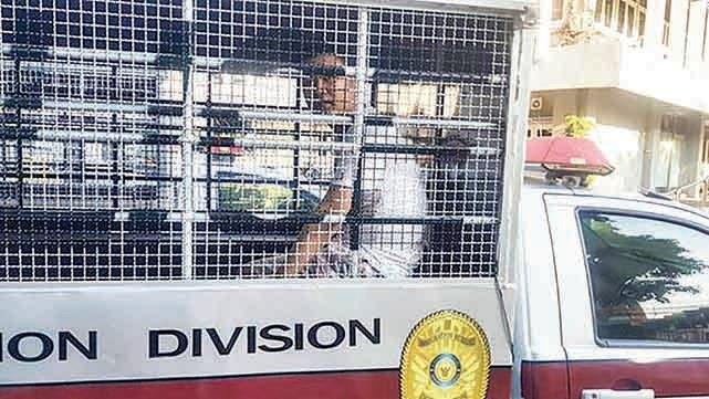 中共跨境抓捕滯留泰國難民