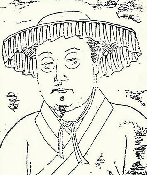 張養浩畫像( /Wikimedia Commons)