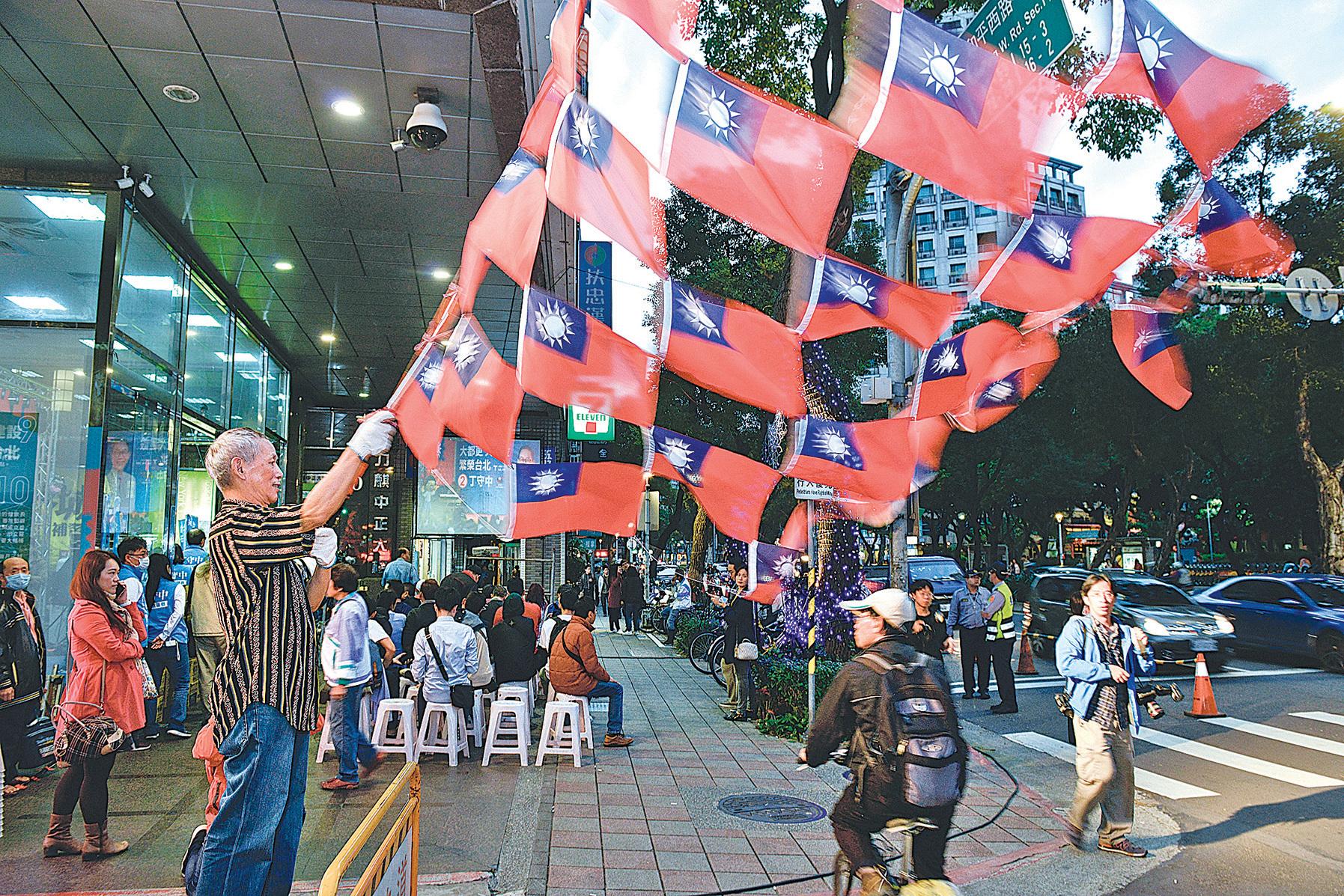 第15屆中華民國總統選舉將在明年1月11日登場,不過,越靠近投票日,越可能出現一些選舉「暗招」來試圖擾亂選情、干預選舉結果。(Getty Image)