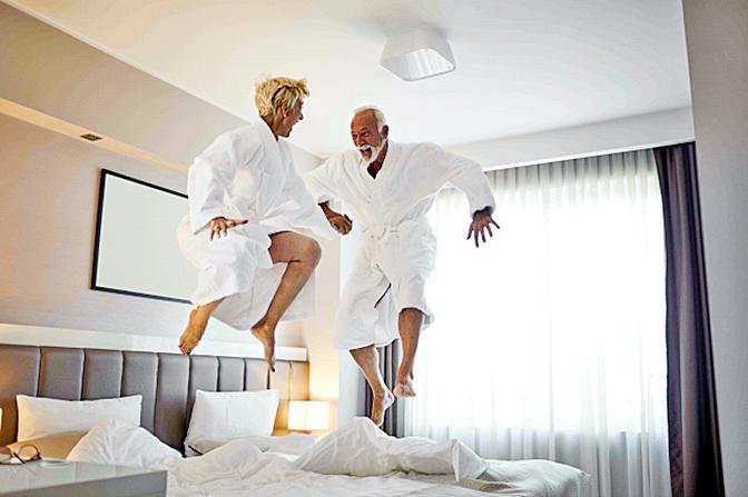 計劃在退休之後,選擇安排更大膽冒險的壯遊之舉。