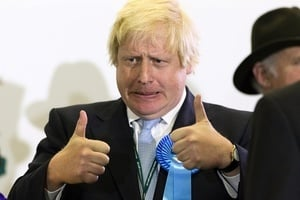 英外交大臣約翰遜 放棄美公民身份