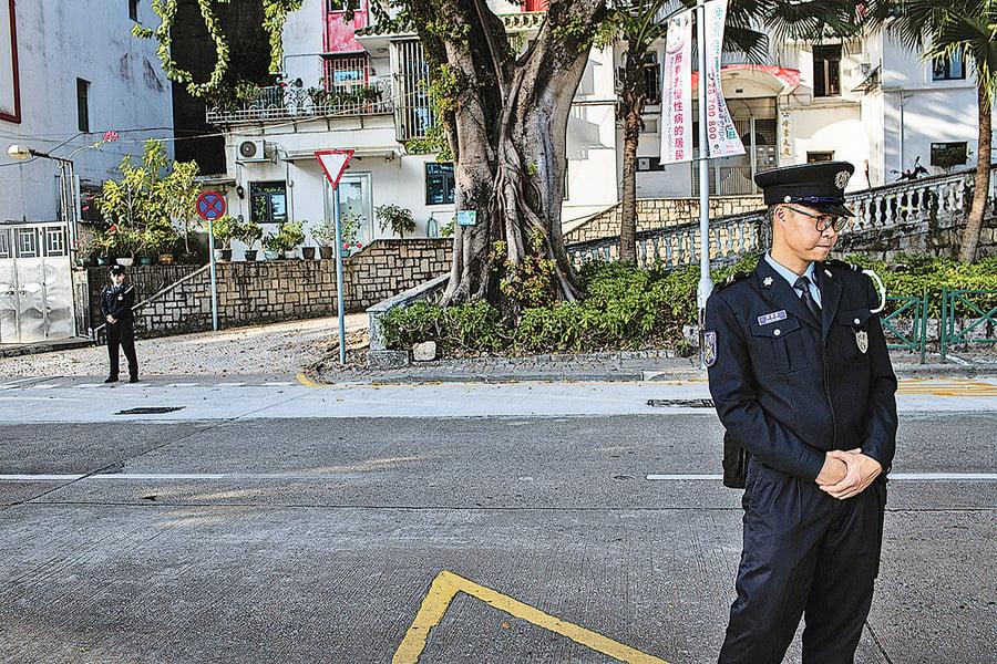 澳門全城設「天眼」監控  議員:疑變秘密警察社會示範香港