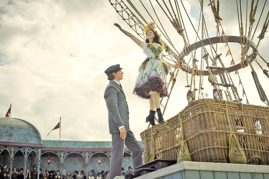 《熱氣球飛行家》 男女搭檔 攜手締造天際傳奇