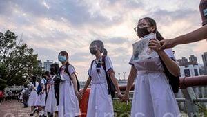 香港反送中最年輕被告 12歲男童判2年保護令