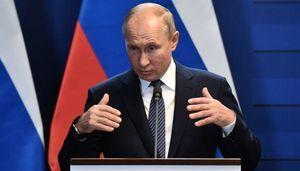 說給誰聽?普京:中俄未結軍事同盟也無結盟計劃