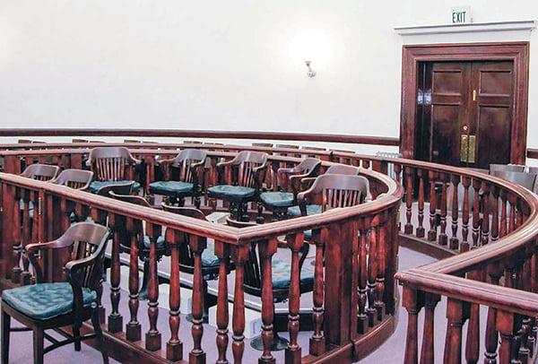 在美國打官司 陪審團作用巨大