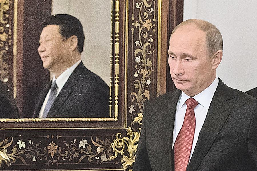 高調關注中共盜版仿製  俄羅斯補刀不簡單