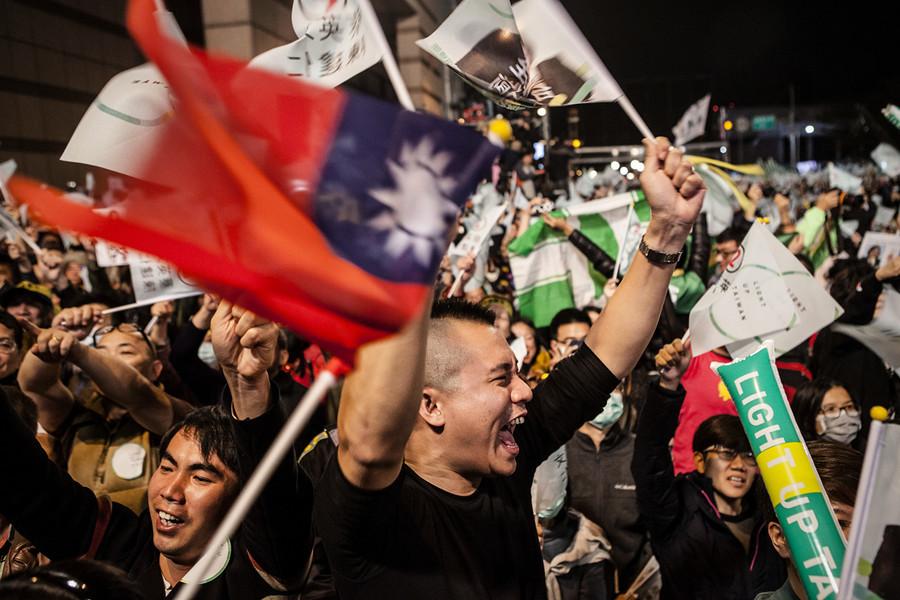 美國立法反制中共介入台灣大選
