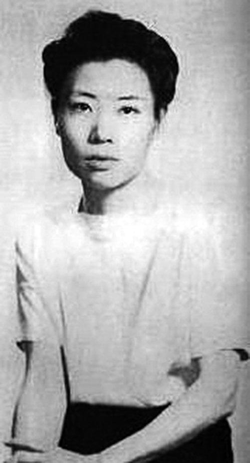 1957年,周恩來辦公室前女秘書楊剛自殺或與中共「反右」運動有關。(網絡圖片)